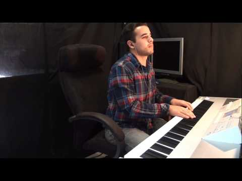 One Direction Story of My Life Piano Cover - by Nikolas Nunez [Sheets Available]