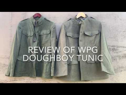 Review Of The What Price Glory M 1912 Tunic