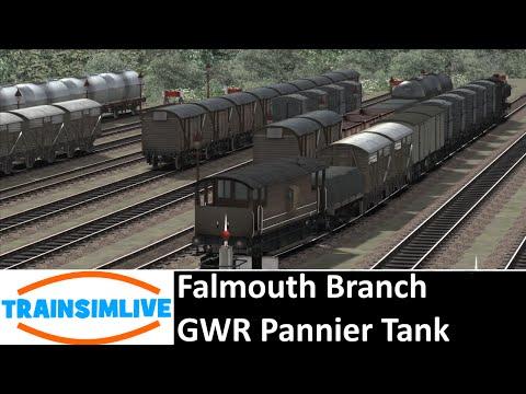 Train Simulator 2015 - Falmouth Branch, GWR Pannier