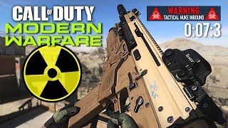 Going for a NUKE in Modern Warfare LIVE! (COD MW PC Gameplay)
