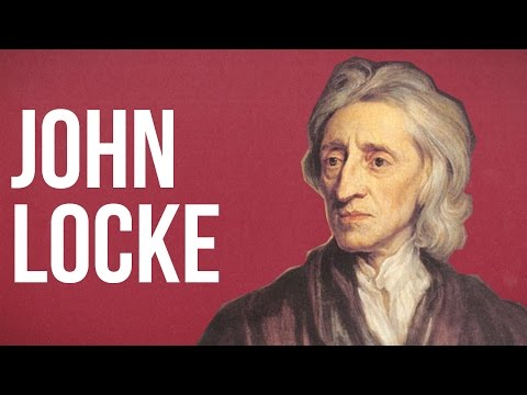 POLITICAL THEORY - John Locke