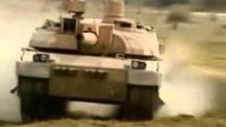 Al Khalad Tank .and AL Zarar. in action..2011