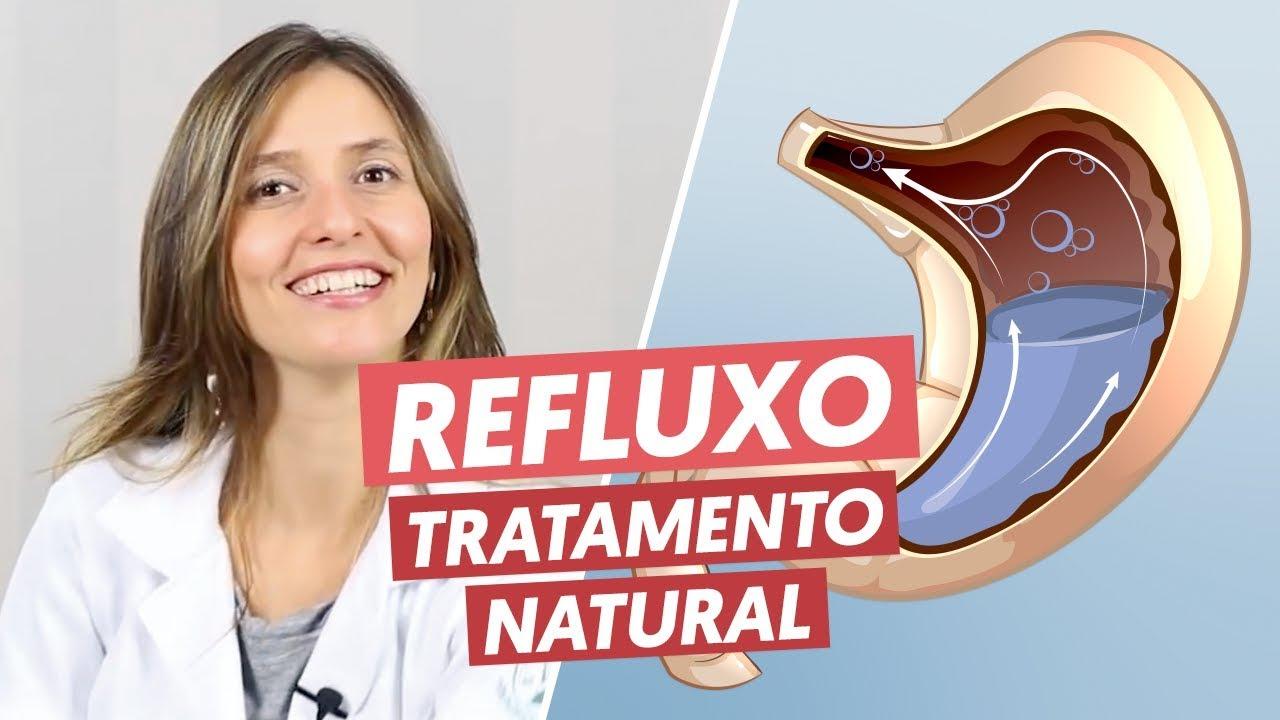 Remedio natural para gastrite e refluxo