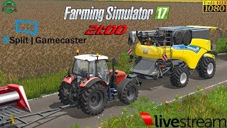 Farming Simulator 17   LIVE Streaming Stappenbach Map by #Gaming Evolved 1080p