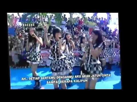 JKT48 - Kimi ni Au Tabi Koi wo Suru at dahSyat RCTI (02-06-2013)