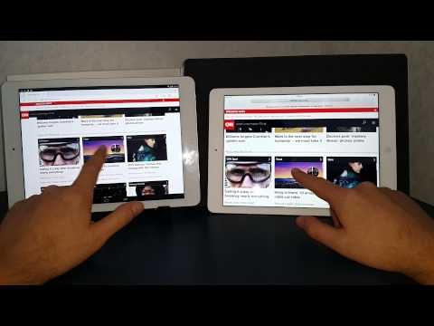 Ipad Air Vs Onda V919 Air 3G Dual Boot
