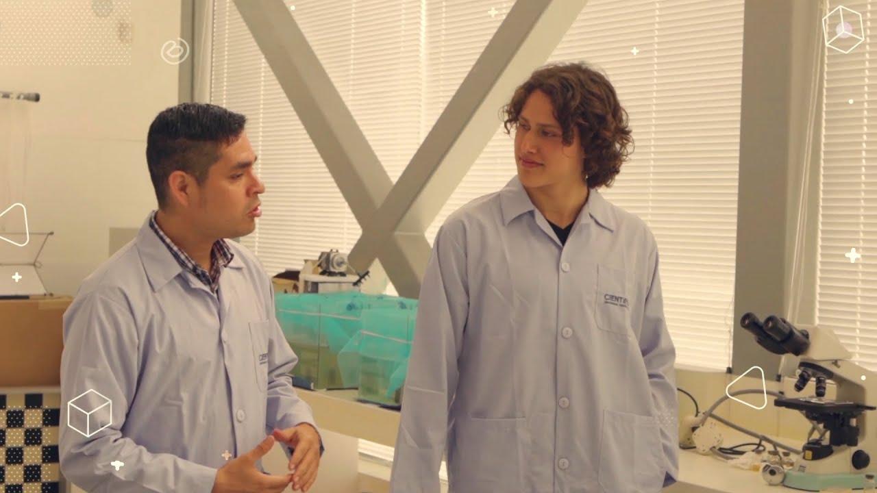 Biología Marina 🌊🐟 #TuFuturoChallenge