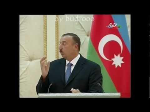 'Ağrı dağı' məsələsinə İlham Əliyevin gözəl cavabı!