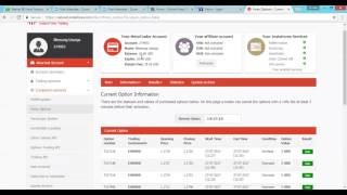 How to trade binary options with Instaforex