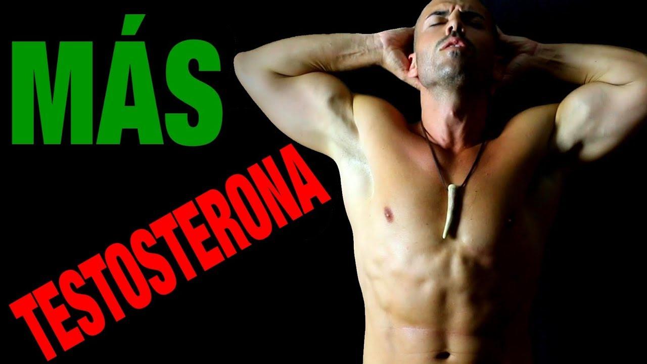 como recuperar la falta de testosterona