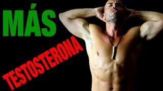 Cómo Aumentar la Testosterona Rápidamente y de Forma Natural | 14 Métodos Efectivos