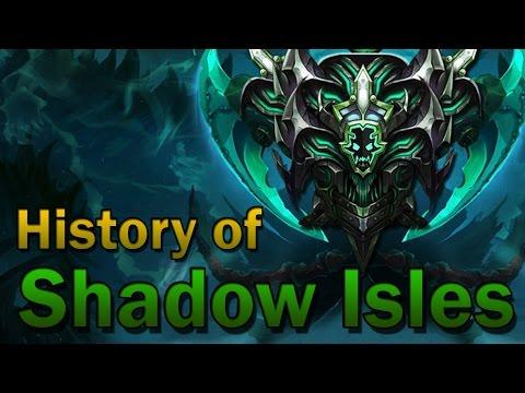 The Shadow Isles (Full Story)