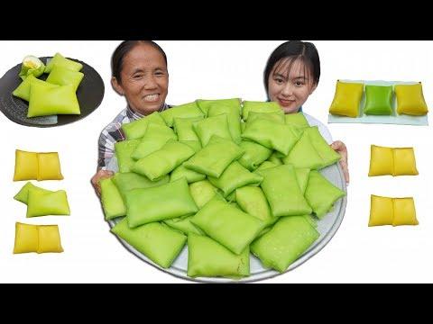 Bà Tân Vlog - Làm Bánh Crepe Sầu Riêng Siêu To Khổng Lồ