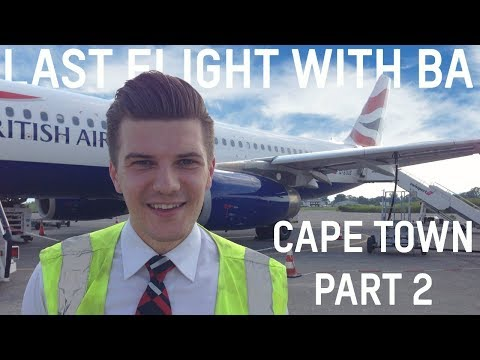 MY FINAL FLIGHT | BRITISH AIRWAYS CABIN CREW