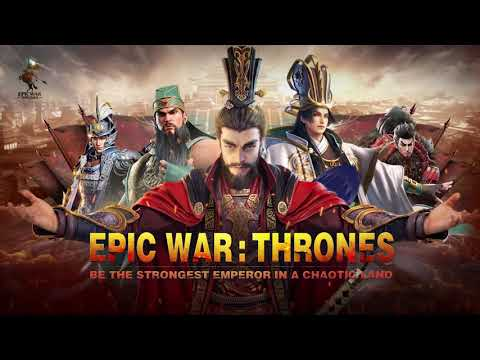 Gameplay trailer of ''Epic War: Thrones'' is comming! Thanks for watching!