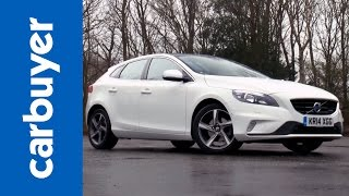Can the Volvo V40 impress Auto Express readers? (Sponsored)
