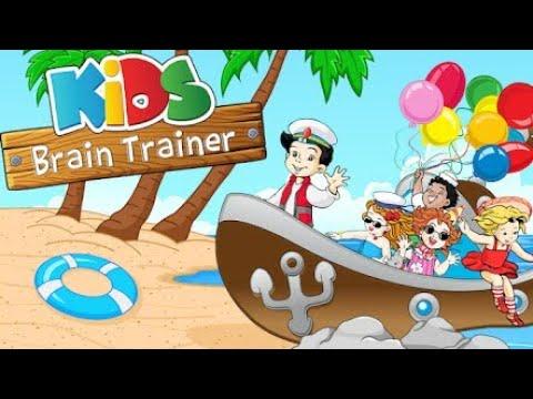 Kids brain trainer app