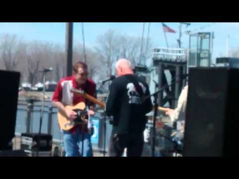 """""""ODD MAN OUT""""  BAND AT CANAL"""
