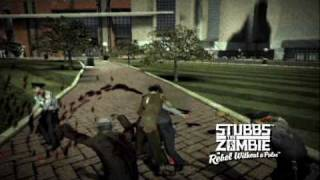 Stubbs the Zombie Rebel Without A Pulse Trailer