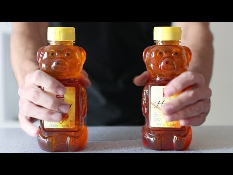 3lbs of Honey Challenge!! (4,000+ Calories)