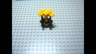 Как сделать лего робота