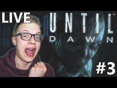ZWEETHANDJES DOOR UNTIL DAWN! (Livestream 21-02-2018)