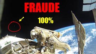 La Estación Espacial Internacional (ISS) es un FRAUDE