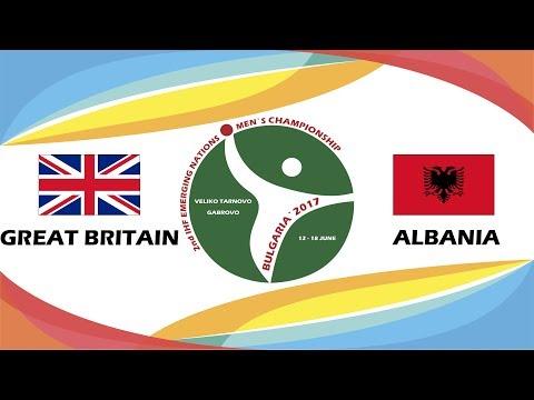 GREAT BRITAIN - ALBANIA