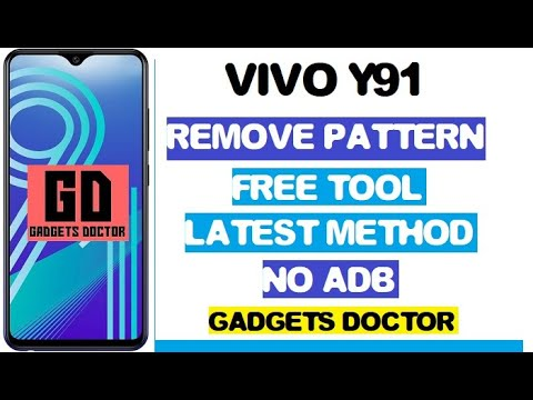 Vivo Y91 Remove Pattern, Password, Pin Lock easily (No ADB) MRT (MTK)