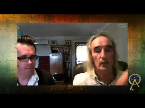 Interview on the Human Origins in Australia with Steven and Evan Strong