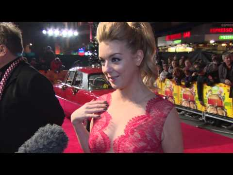 Sheridan Smith attends 'The Harry Hill Movie' UK Premiere thumbnail