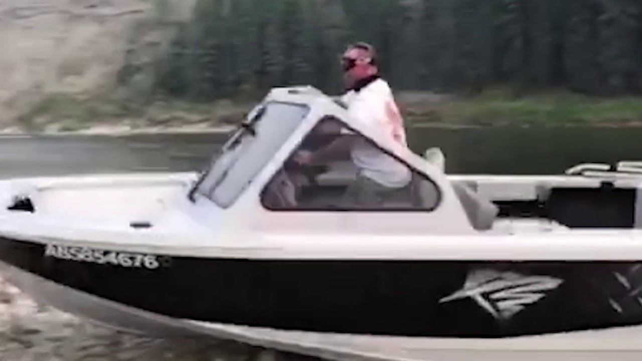 River Jet Series Kingfisher Boats Welded Adventure Boats For