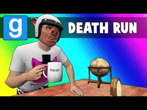 Gmod Deathrun Funny Moments - Summer School! (Garrys Mod Sandbox)
