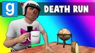 Gmod Deathrun Funny Moments - Summer School! (Garry's Mod Sandbox)