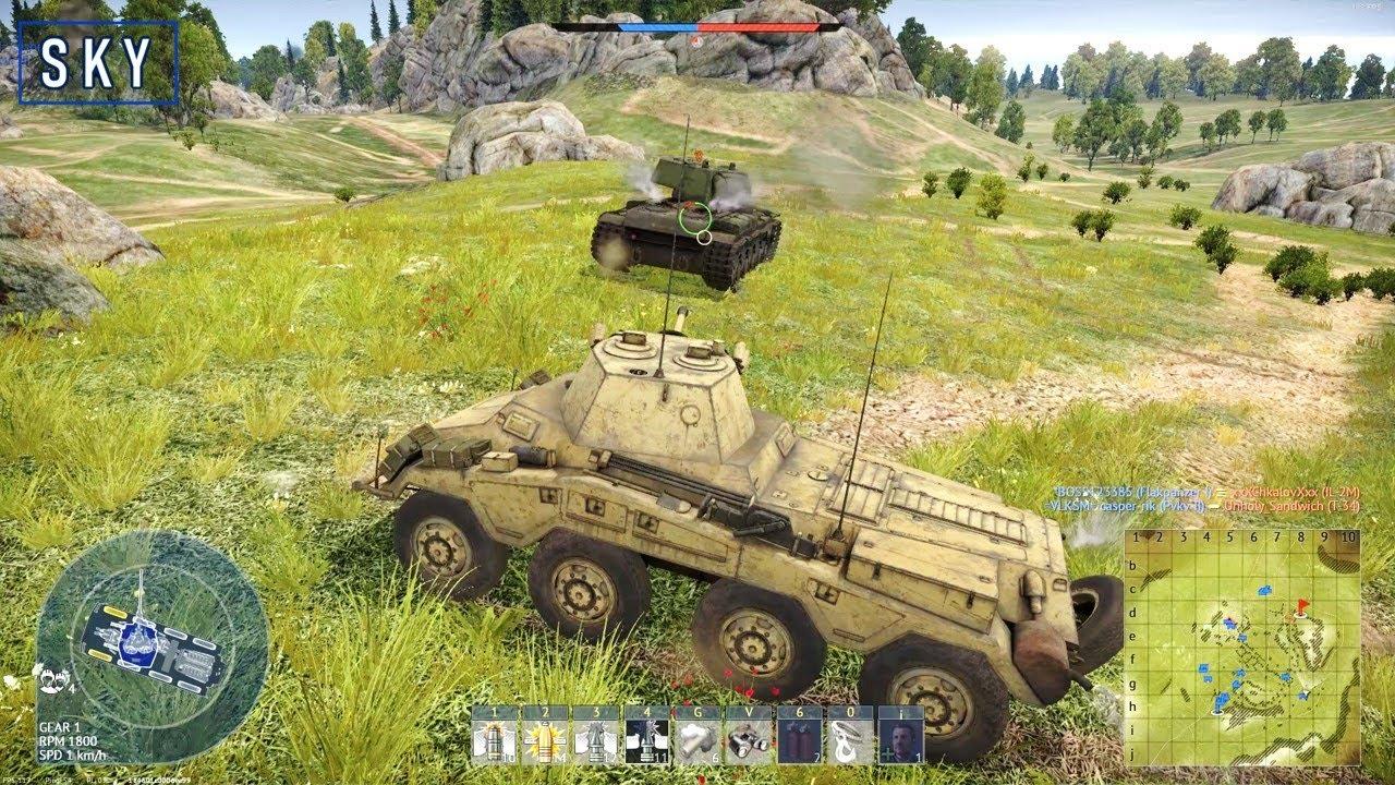 War Thunder: Carpathians Tank Gameplay ( NO COMMENTARY ) #WarThunder #NoCommentary # ...
