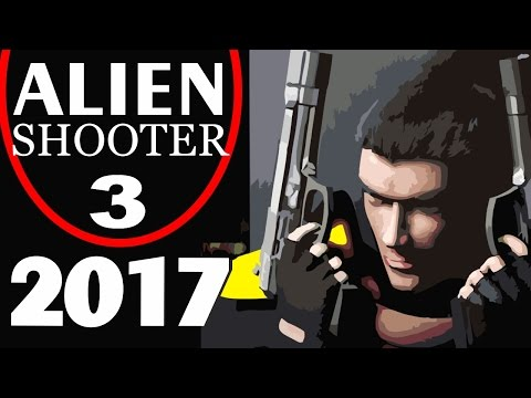ОБЗОР на ALIEN SHOOTER 3(2017)