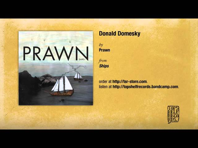 prawn-donald-domesky-topshelfrecords