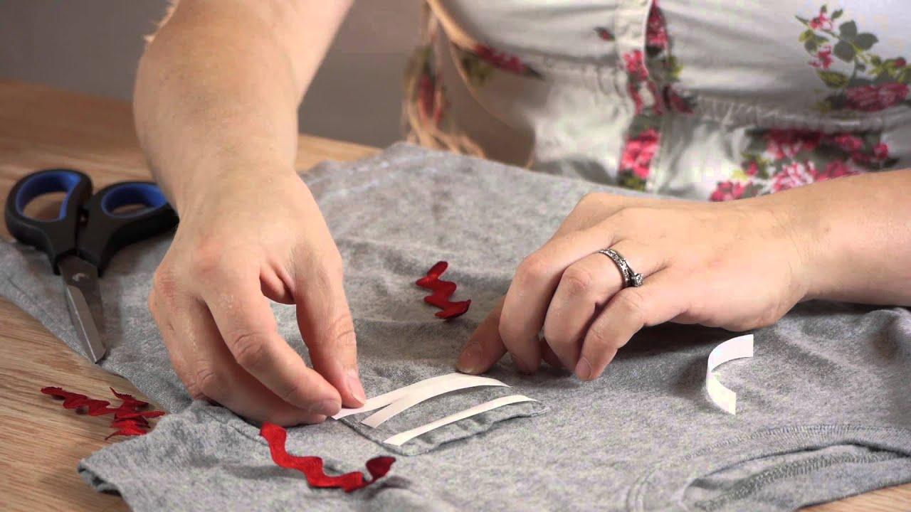 Girl Cutting Tshirt