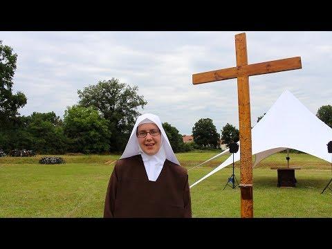 Sr Cécile de l'Eucharistie