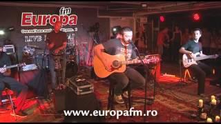 Europa FM LIVE in GARAJ Vita de Vie - Imi pasa (ACUSTIC)