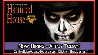 Cutting Edge Haunted House in Fort Worth, Dallas, Tx