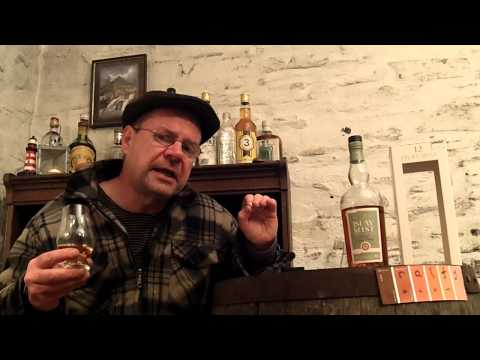 whisky review 539 - 12yo Islay Mist Blended Scotch Whisky
