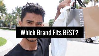 Finding The Best Fitting Dress Shirt