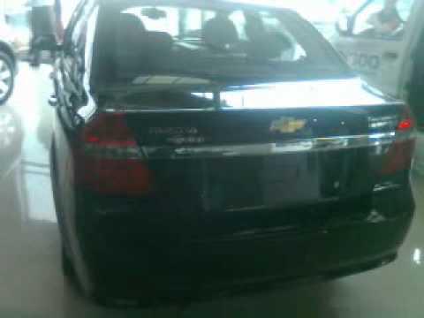 Chevrolet Aveo Emotion 1600cc Full Equipo Modelo 2012 Youtube