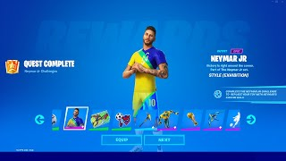 NEYMAR JR is Now Available!