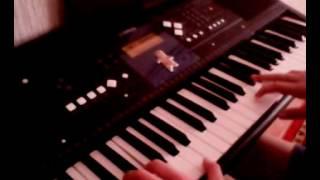 Сумерки игра на фортепиано