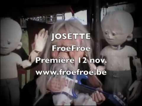 Joe zingt over Josette
