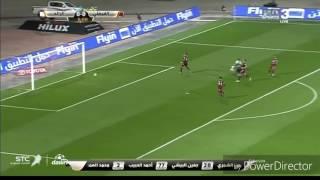 أهداف مباراة الفيصلي والرائد 1-1 دوري جميل السعودي