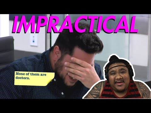 Impractical Jokers - Paging Dr. Puerto Rico [REACTION]