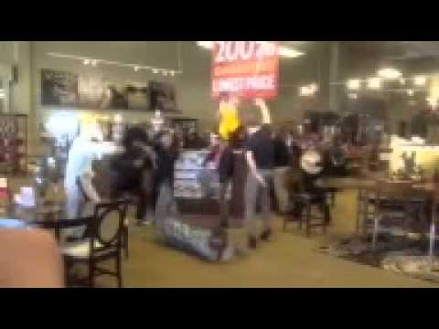 Sofa Mart Harlem shake Colorado Springs
